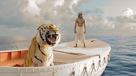 『ライフ・オブ・パイ トラと漂流した227日』©2012 Twentieth Century Fox