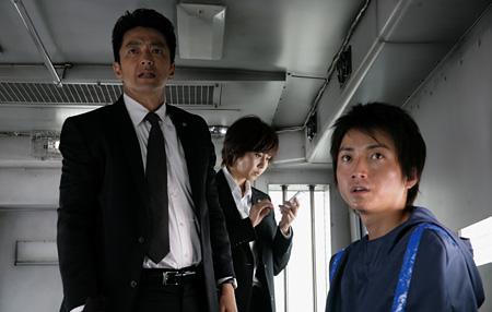 『藁の楯 わらのたて』 ©木内一裕/講談社 ©2013映画「藁の楯」製作委員会