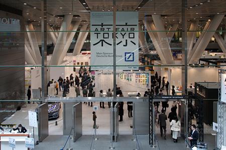 『アートフェア東京2012』会場風景 ©アートフェア東京2012 撮影:岩下宗利