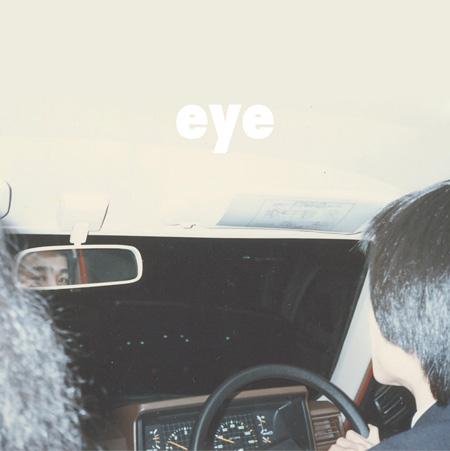 ミツメ『eye』(アナログ)ジャケット
