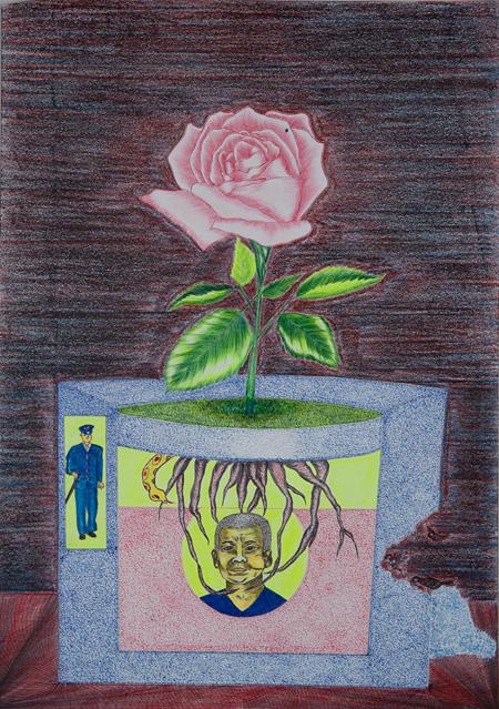 岡下香『司法界のバラ』