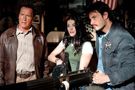 『ラストスタンド』©2012 Lions Gate Entertainment Inc. All Rights Reserved.