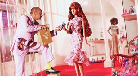 『私が靴を愛するワケ』 ©Caid Productions, Inc. All rights reserved./©Mattel, Inc.