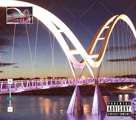 ECD『The Bridge - 明日に架ける橋』ジャケット