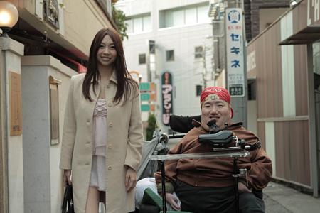 『暗闇から手をのばせ』 ©2013 戸田幸宏事務所
