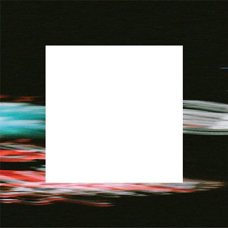 空間現代『douki(Mark Fell remix)』ジャケット