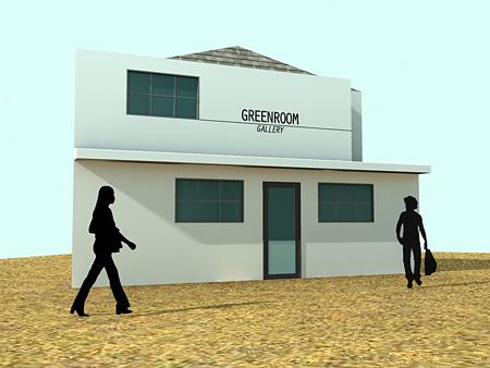 GREENROOM GALLERY Kamakuraイメージビジュアル