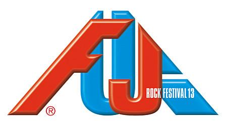『FUJI ROCK FESTIVAL'13』ロゴ