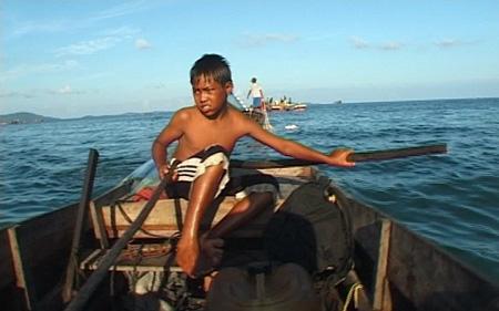 ザイ・クーニン『リアウ諸島』 2009年、ビデオ(30分) シンガポール美術館蔵