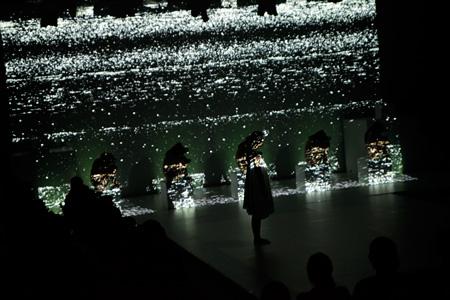 Daito Manabe + Satoru Higa + Mikiko + elevenplay + Takcom + Ametsub作品イメージビジュアル