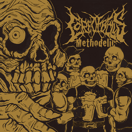 core of bells『Methodelic』ジャケット