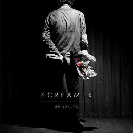 UHNELLYS『SCREAMER e.p.』ジャケット