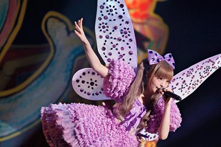 2012年11月日本武道館ライブ着用衣装