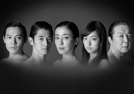 NODA・MAP第18回公演『MIWA』出演者
