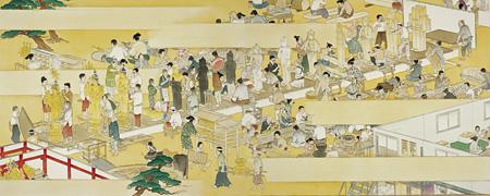 『千躰佛造立乃圖』2009年 個人蔵 ©YAMAGUCHI Akira, Courtesy of Mizuma Art Gallery