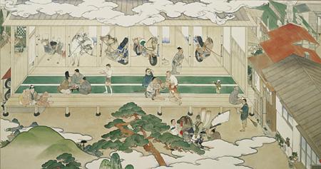 『厩圖2004』2004年 滋賀県立近代美術館蔵所蔵 ©YAMAGUCHI Akira, Courtesy of Mizuma Art Gallery