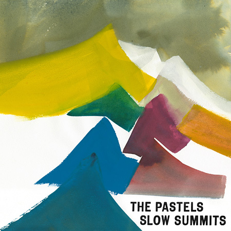 The Pastels『Slow Summits』ジャケット