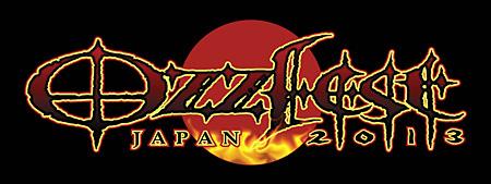 『Ozzfest Japan 2013』ロゴ