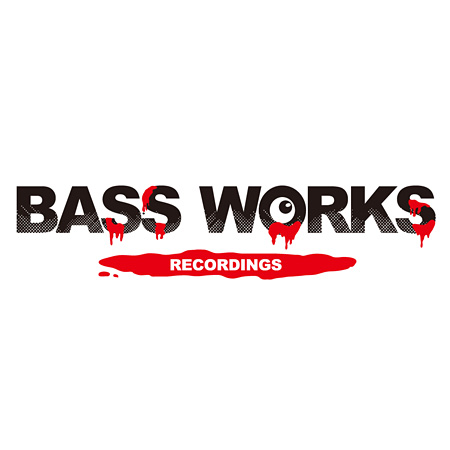 BASS WORKS RECORDINGSロゴ