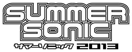 『SUMMER SONIC 2013』ロゴ