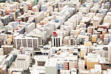 「TOKYO CITY SYMPHONY」ミニチュア