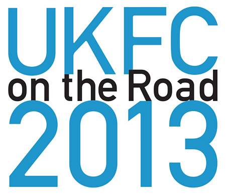 『UKFC on the Road 2013』ロゴ