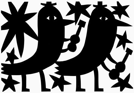 ジャド・フェア『Bird Band』