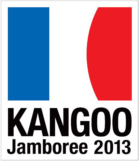 『第5回 ルノーカングージャンボリー2013』ロゴ