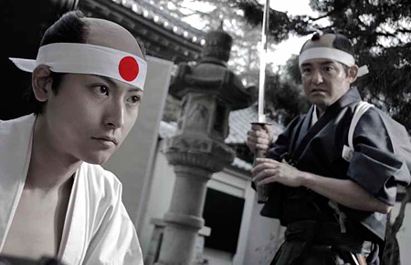 『時代劇』(監督:山口雄大)©2012 Magnolia Pictures LLC & ABC's Of Death Film Limited.