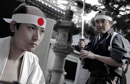 『時代劇』(監督:山口雄大)©2012 Magnolia Pictures LLC & ABC's Of Death Film Limited.