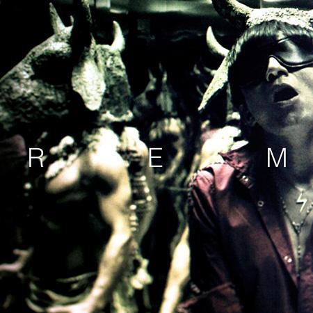 Mr.Children『REM』ジャケット