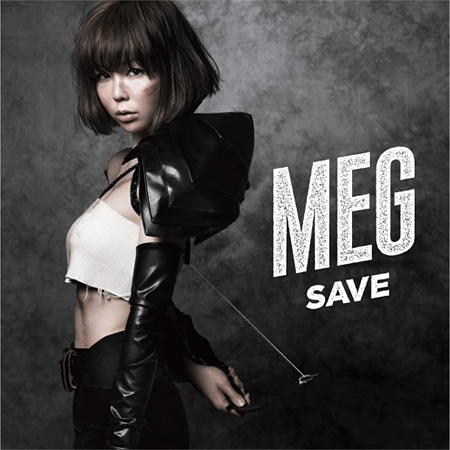 MEG『SAVE』ジャケット