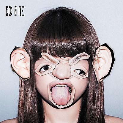 BiS『DiE』CD盤ジャケット