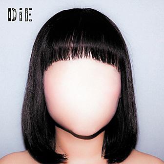 BiS『DiE』LIVE盤ジャケット