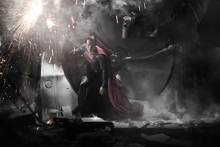 『マン・オブ・スティール』©2012 Warner Bros. All Rights Reserved.