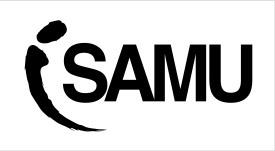 『ISAMU〜20世紀を生きた芸術家 イサム・ノグチをめぐる3つの世界』ロゴ
