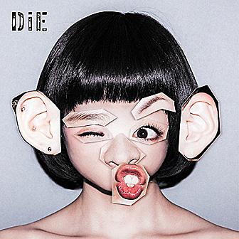 BiS『DiE』MUSIC VIDEO盤初回生産ジャケット