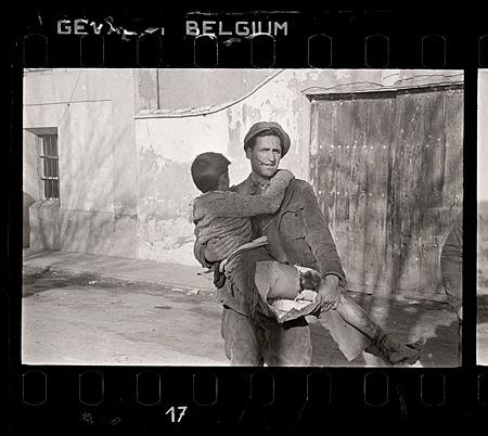 『メキシカン・スーツケース <ロバート・キャパ>とスペイン内戦の真実』に使用されている写真作品 ©Magnum Photos