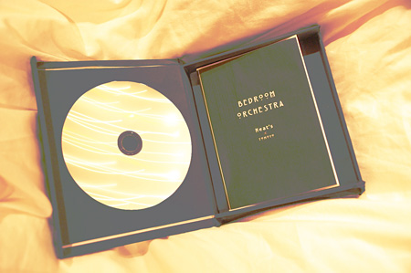 Neat's『Neat's Bedroom Orchestra 全集 〜CD+絵本+素敵な箱入りセット〜』イメージビジュアル