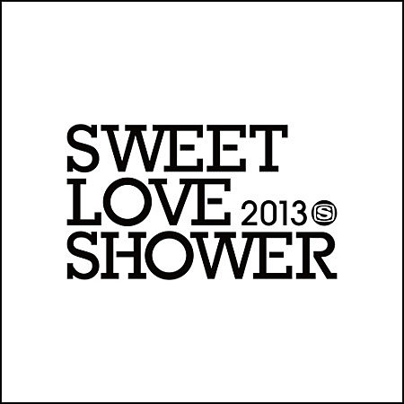 『SPACE SHOWER SWEET LOVE SHOWER 2013』ロゴ