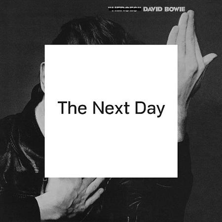 デヴィッド・ボウイ『The Next Day』ジャケット