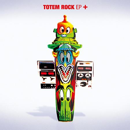 TOTEM ROCK『TOTEM ROCK EP +』ジャケット