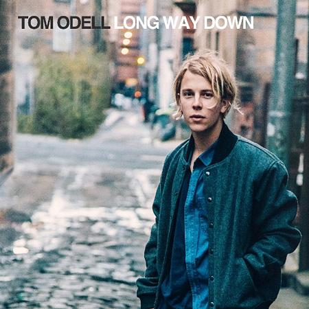 トム・オデール『LONG WAY DOWN』ジャケット