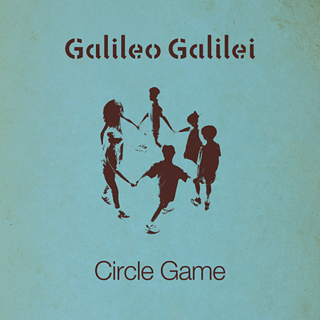Galileo Galilei『サークルゲーム』通常盤ジャケット