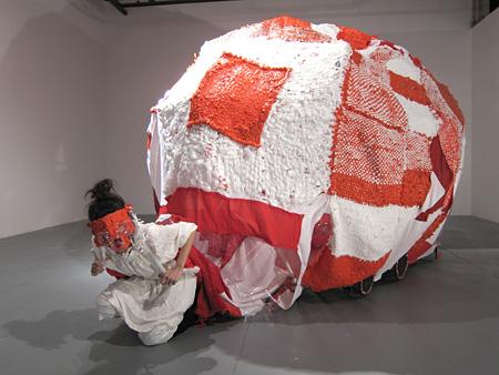 Aricoco『RUNawayHOME』2011年(参考作品)