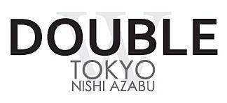 DOUBLE TOKYOロゴ