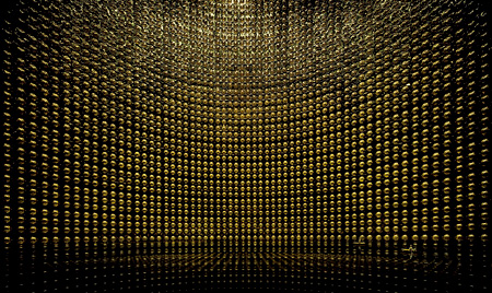 『カミオカンデ』2007年 © ANDREAS GURSKY / JASPAR, 2013 Courtesy SPRÜTH MAGERS BERLIN LONDON