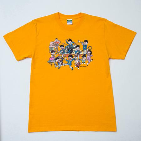 『WORLD HAPPINESS 2013』オフィシャルTシャツ