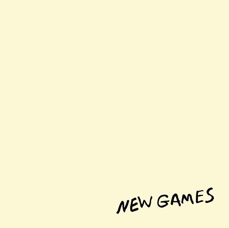 goat『NEW GAMES』ジャケット