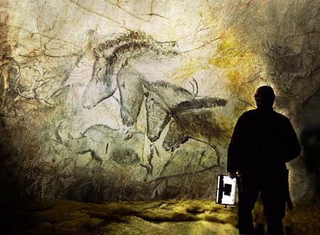 『世界最古の洞窟壁画 忘れられた夢の記憶』 ©MMX CREATIVE DIFFERENCES PRODUCTIONS, INC.